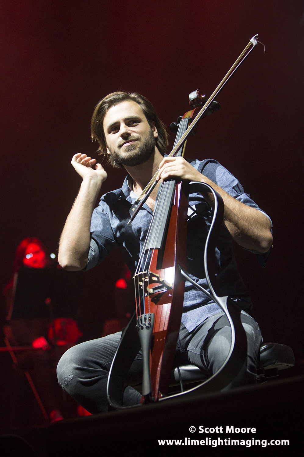 2CELLOS Rock-out At Erwin Center | Covering the Limelight in ATX