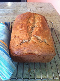 Gluten free Maui banana bread Amy Fothergill