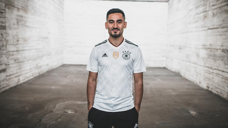 e9c017a6f Germany 2017 Confed Cup Kit Released - Footy Headlines