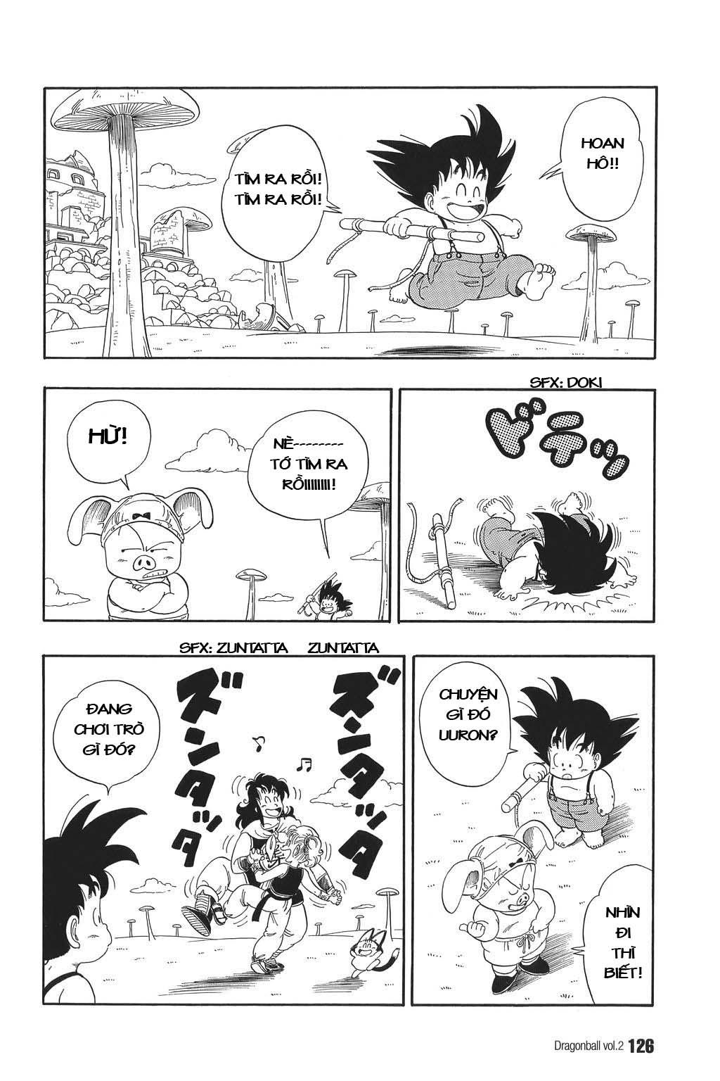 Dragon Ball chap 23 trang 8