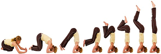 mouvement du gymnastique
