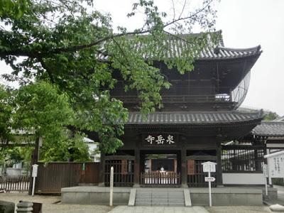 高輪泉岳寺