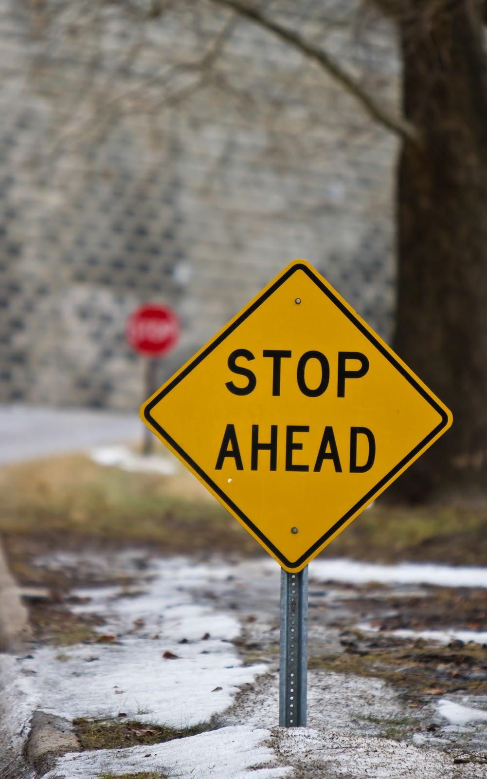 NickSchale: 021 Stop Ahead