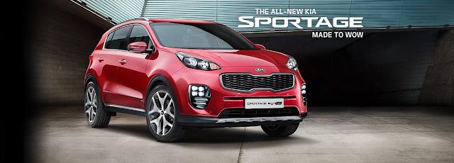 kia sportage 2016 gia xe -  - Bảng giá xe KIA 2016 cập nhật mới nhất tại Việt Nam