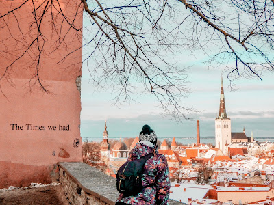 My Travel Background : Mes meilleurs souvenirs de 2018 - Tallinn