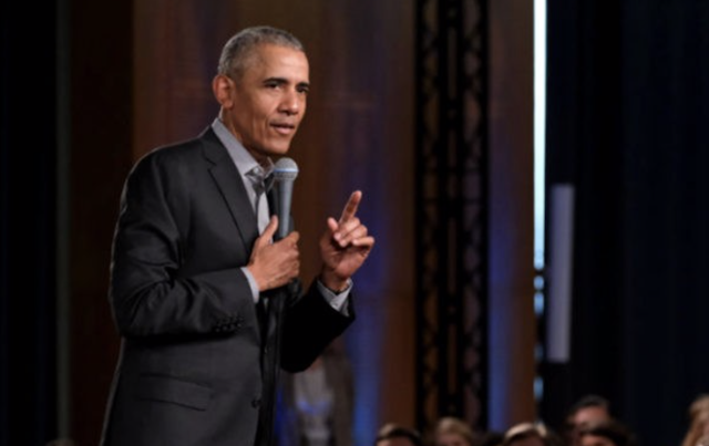 Barack Obama Warns Progressives Not to Form 'Circular Firing Squad'