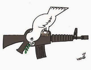 قصة قصيرة عن الحرب والسلام - الحرب أم السلم