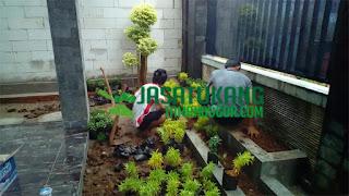 Tukang Taman Cibinong,Jasa Pembuatan Taman di Cibinong