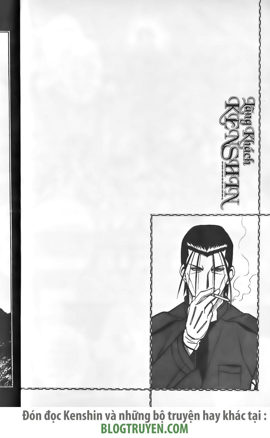 Rurouni Kenshin chap 214 trang 20