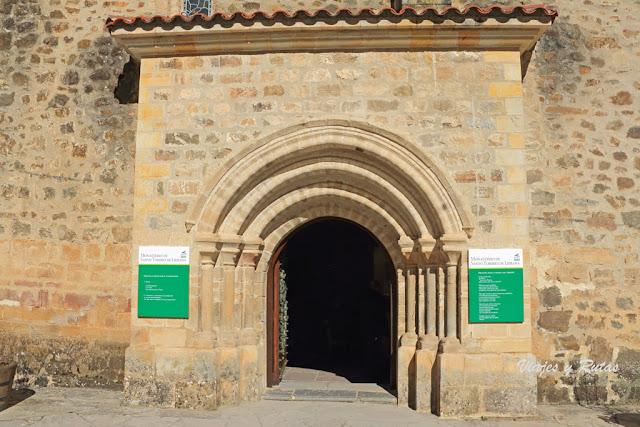 Puerta del Perdón, santo Toribio de Liébana