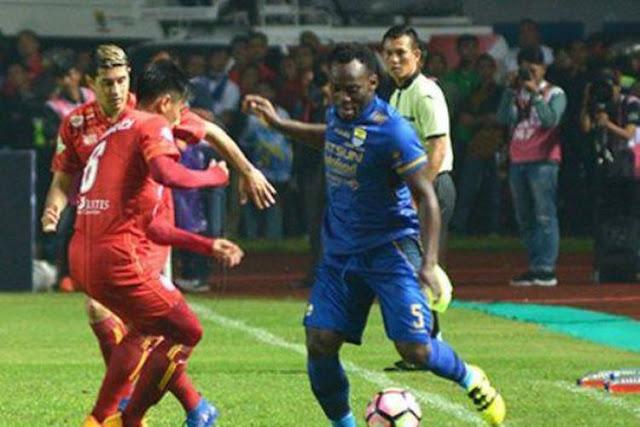 Arema FC vs Persib Bandung