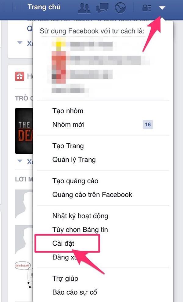 cách chặn tin nhắn trên facebook cực dễ