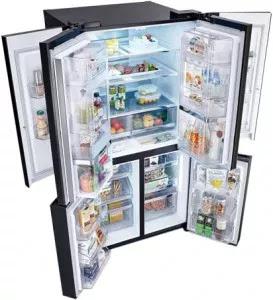 Cách sắp xếp thực phẩm trong tủ lạnh đâu ra đấy