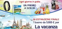 Logo Salumi Fiorucci ''Soddisfatti e premiati'': vinci Centrifughe, Macchine Lavazza,Smartbox e non solo!