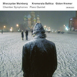 Weinberg - Chamber Symphonies - Kremerata Baltica - ECM