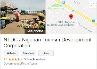 Nigerian Tourism Development Corporation Recruitment Login 2018/2019 | (NTDC) Registration Form