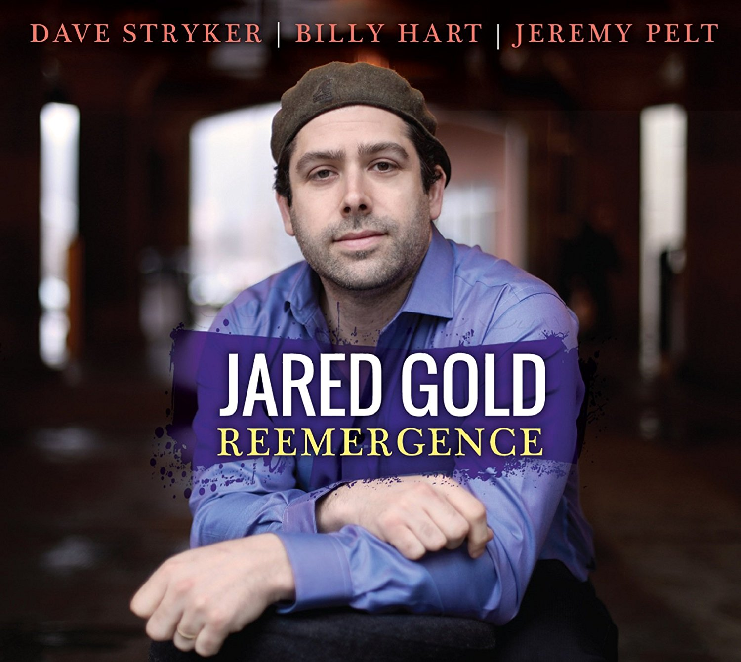 Music and More: Jared Gold - Reemergence (Strikezone Records