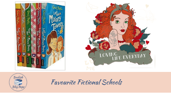 BOOkish Blog Hop: Favourite Fictional Schools @LJMorningstar