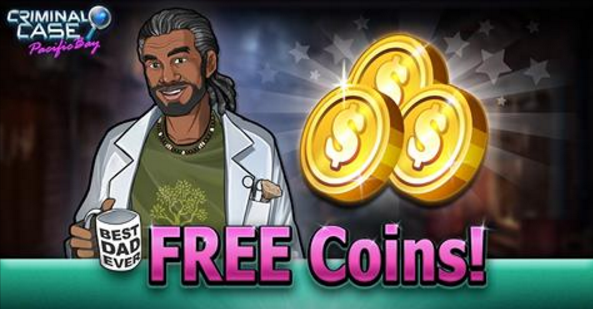 Criminal Case Pacific Bay Free Coins Criminal Case Free
