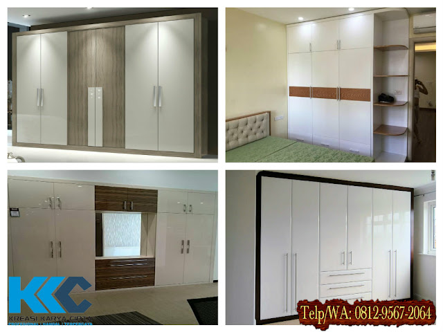 jasa pembuatan lemari kayu