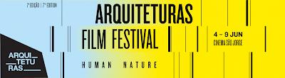Arquiteturas Film Festival 2019 - Apresentação