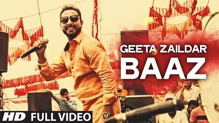 Geeta Zaildar Baaz New Music Video Album 302 Latest Punjabi Song 2016