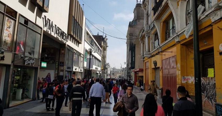 Fuerte sismo causó alarma en la población de Lima