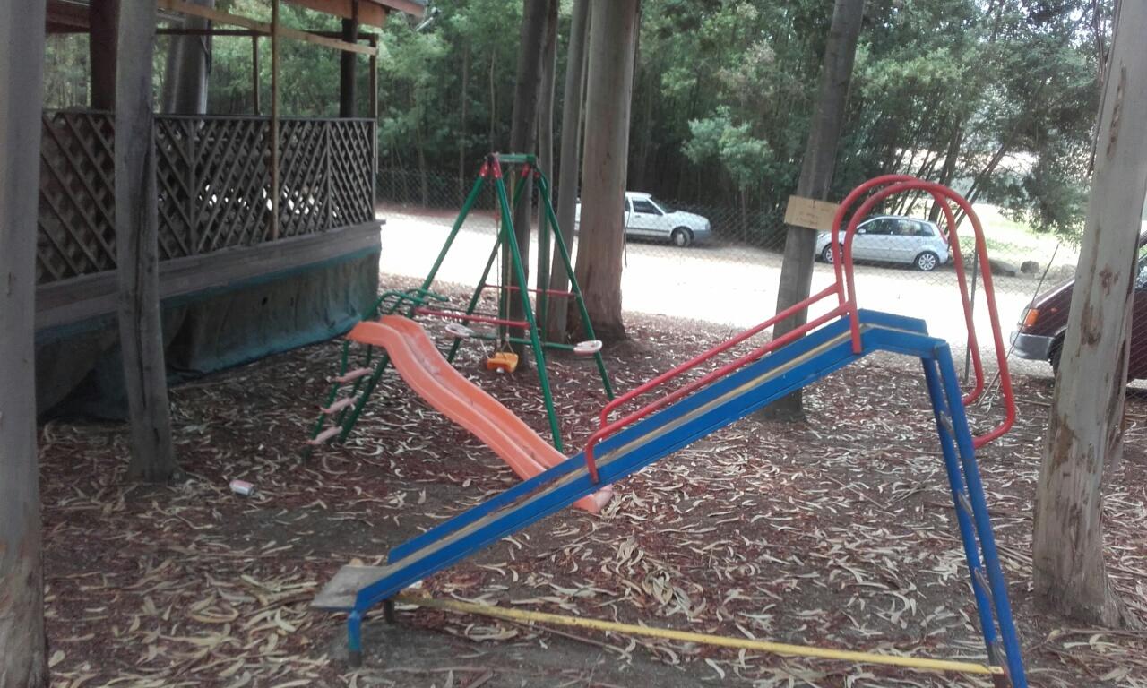 Parque infantil Bar do Pedrosa dos Leitões