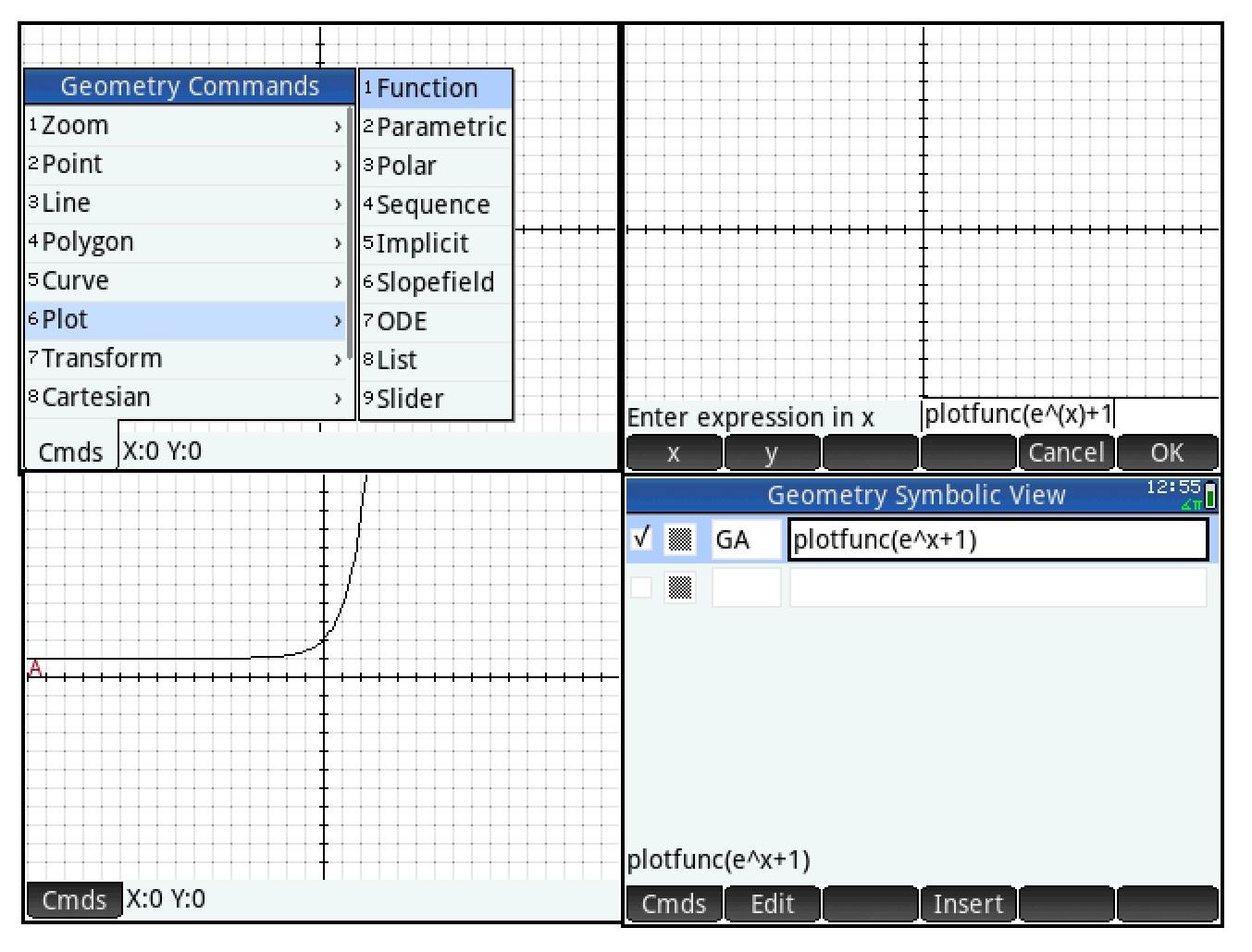 Eddie's Math and Calculator Blog: HP Prime Geometry App