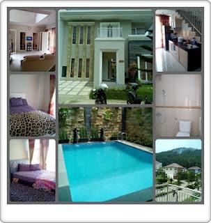 VILLA BATU STONE 1 | Villa Batu Wisata