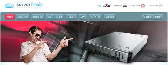 Blog Anarm.Net pindah hosting ServerFreak