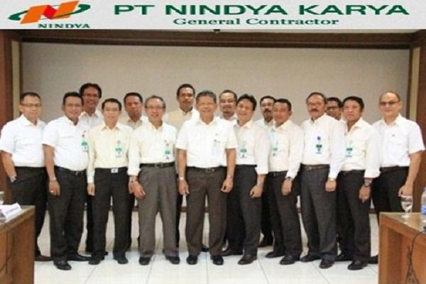 PT NINDYA KARYA (PERSERO) : KARYAWAN PROFESIONAL - BUMN, INDONESIA