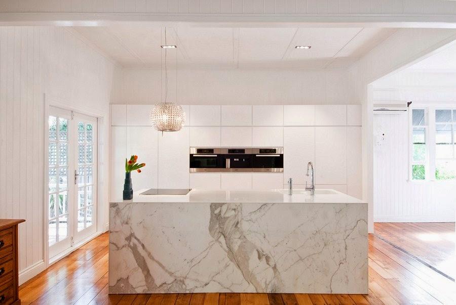 Un diseño que rejuvenece una casa - Cocinas con estilo