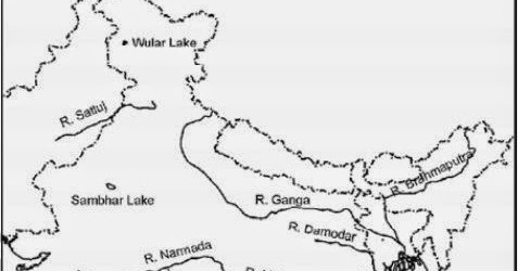 NCERT Solutions for Class 9th: Ch 3 Drainage Geography