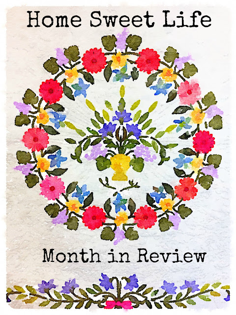 Week in Review, Month in Review, homeschooling, Homeschool Highlights