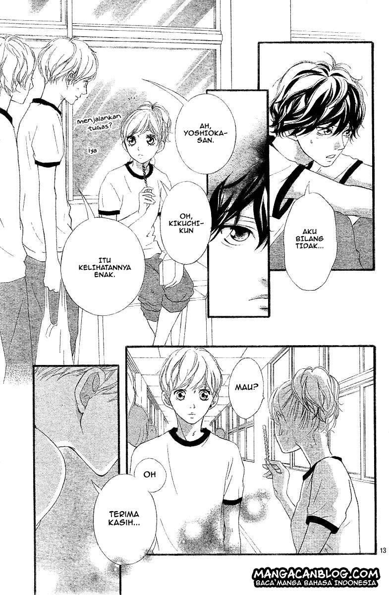 Ao Haru Ride Chapter 18-15