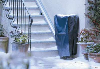 configuration monte escalier extérieur