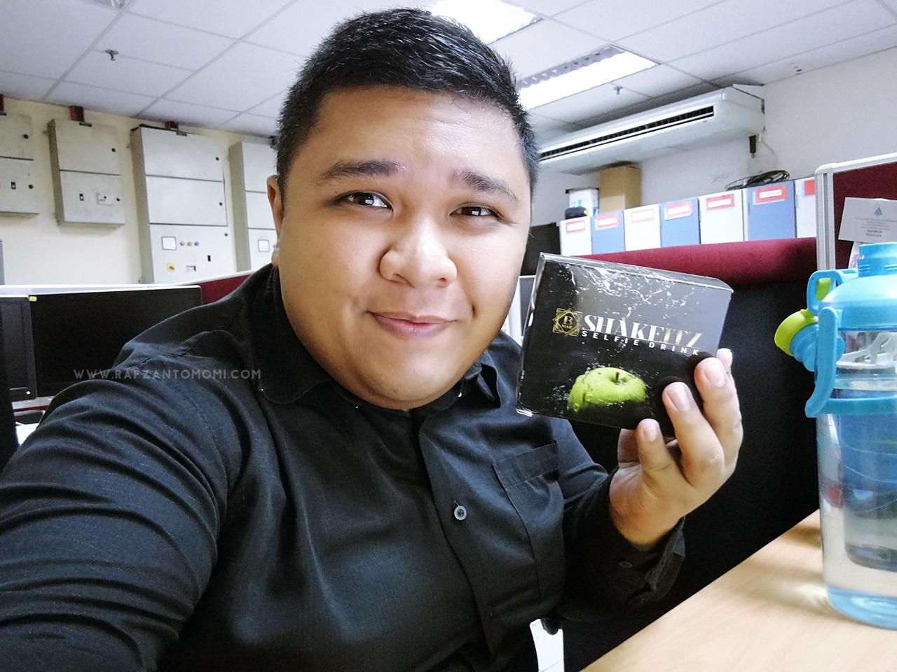 ShakeITZ Selfie Drink - Membantu Mengurangkan Berat Badan & Perut Buncit