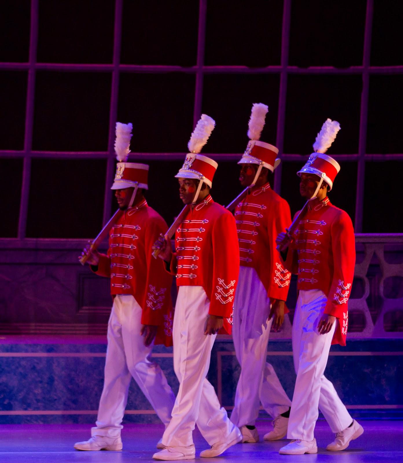 Tchaikovsky Ballet Xmas Eve Act 2 Dance