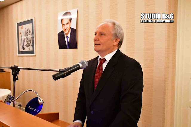 Γ. Ανδριανός: Με όπλο μας την ενότητα και την αυτοπεποίθηση να δώσουμε τη μάχη με τις θέσεις και τα επιχειρήματά μας