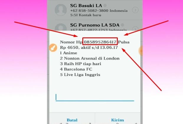 Cara Cek Nomor Indosat IM3 Lewat Dial *123# Terbaru 2019