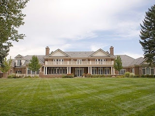 Peyton Manning House Outside