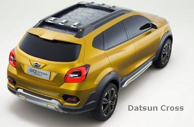 DATSUN CILEGON Dealer - Nissan - Kredit ringan go+ Cross