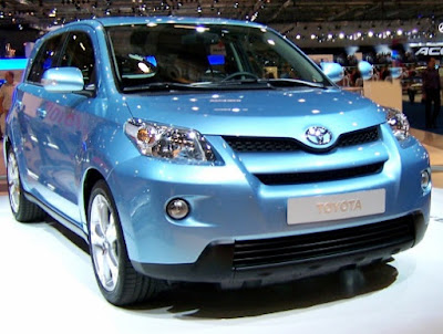 2017 Toyota Urban Cruiser Redesign
