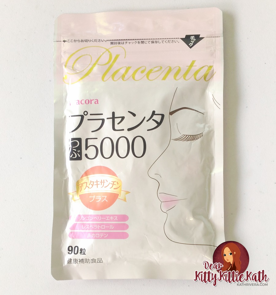 The Placenta Premium Youth Supplement 30 Days
