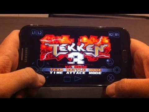 How to install TEKKEN 3 on your android STEP 2 STEP guide