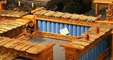 Gender Alat Musik (Ricikan) Karawitan Jawa