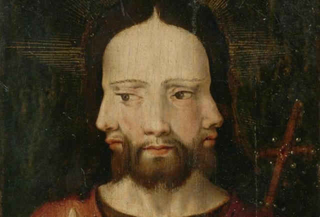 O Deus do cristianismo é formado por três entidades configurando assim o politeismo