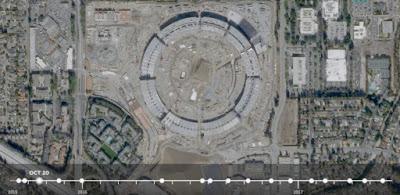 Apple%2BPark Satellite tv for pc Picture Timelapse of Apple Park Building [Video] Jailbreak