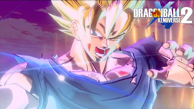 Juega gratis a Dragon Ball Xenoverse 2 en Xbox One con Xbox Live Gold